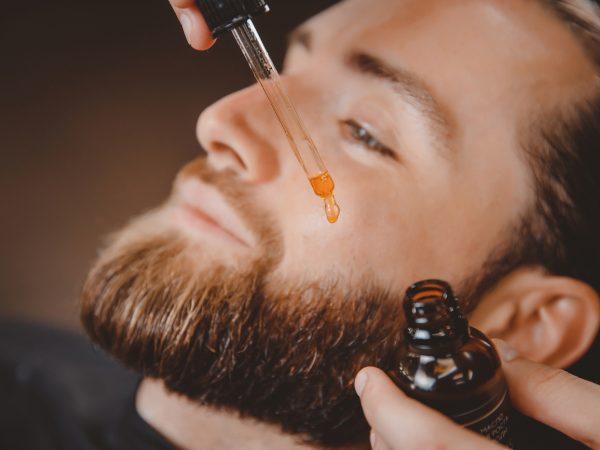 Aceite para barba destacada