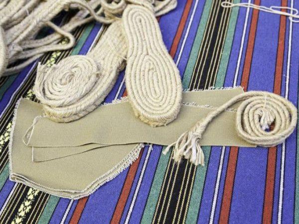 Las alpargatas son un diseño tradicional que ha perdurado muchos años. (Fuente: sergiobarrios: 21941198/ 123rf.com)