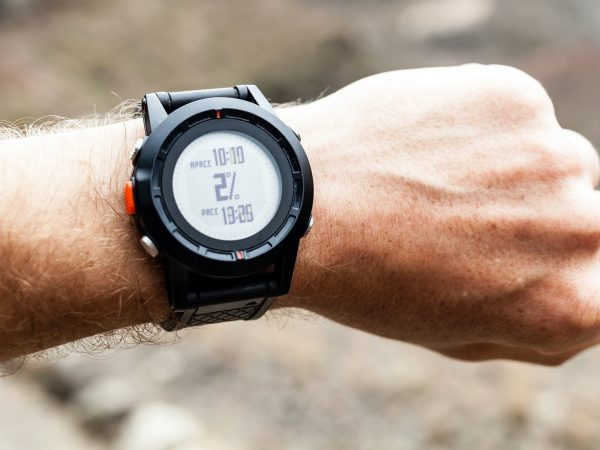 reloj con GPS destacada