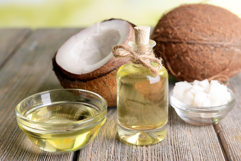 Para que sirve aceite de coco organico