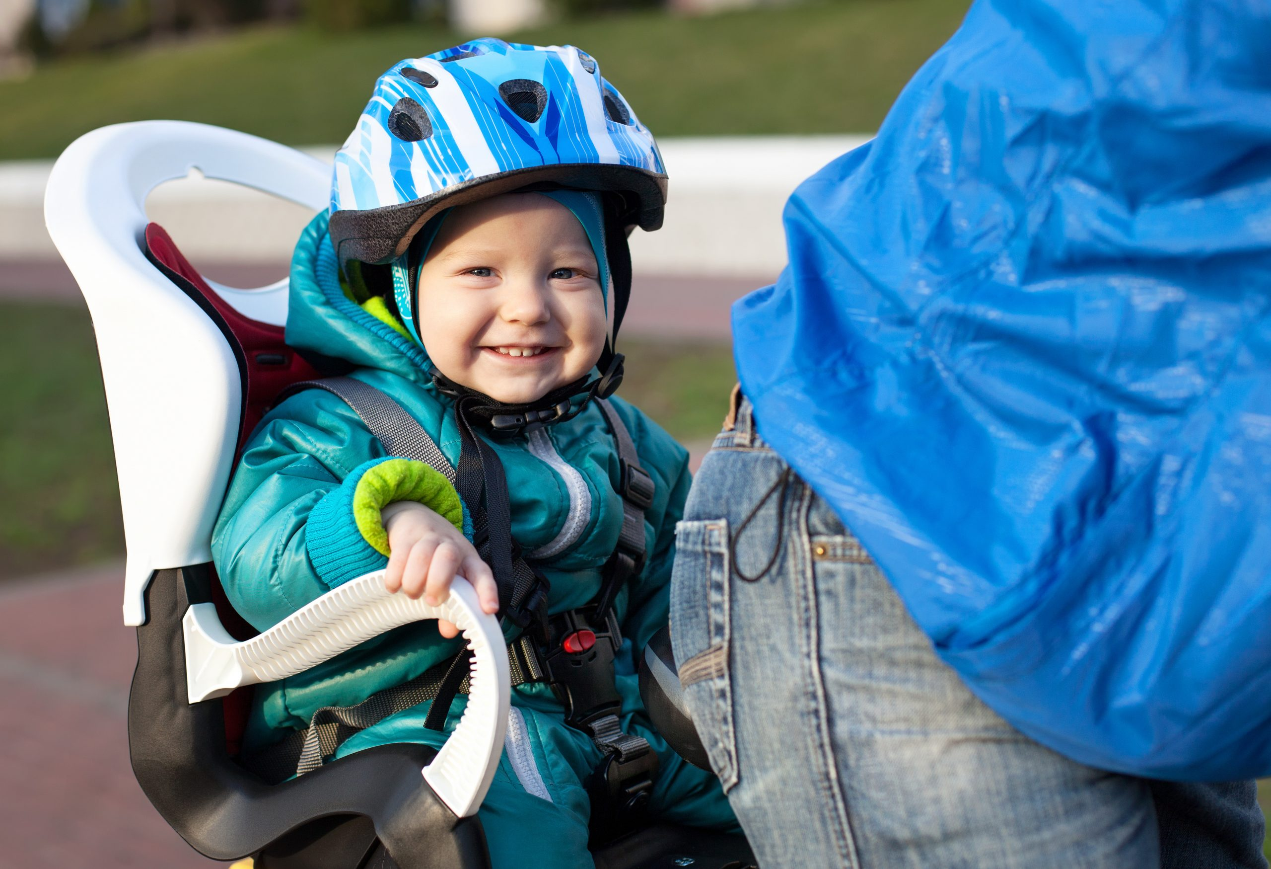 Sillas portabebés para bicicletas