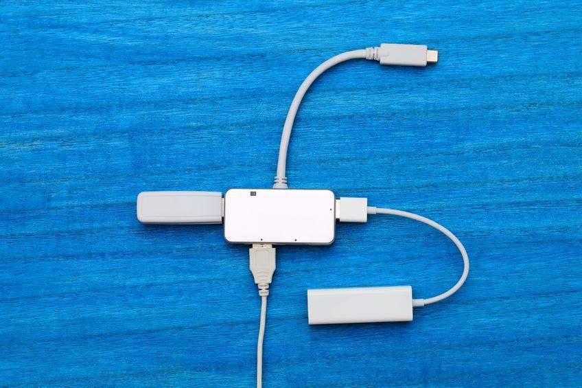 Hub-USB-