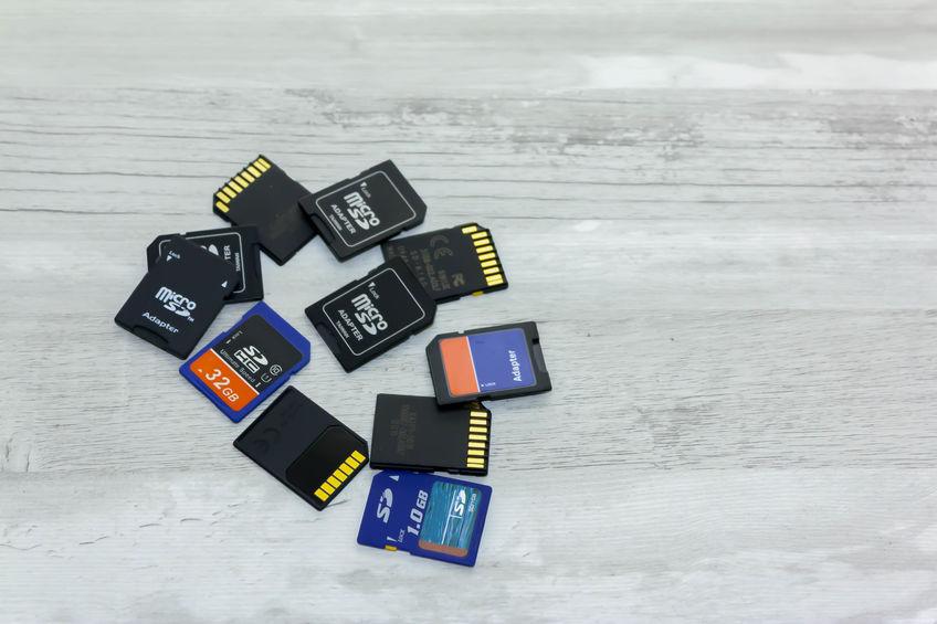 Micro SDs