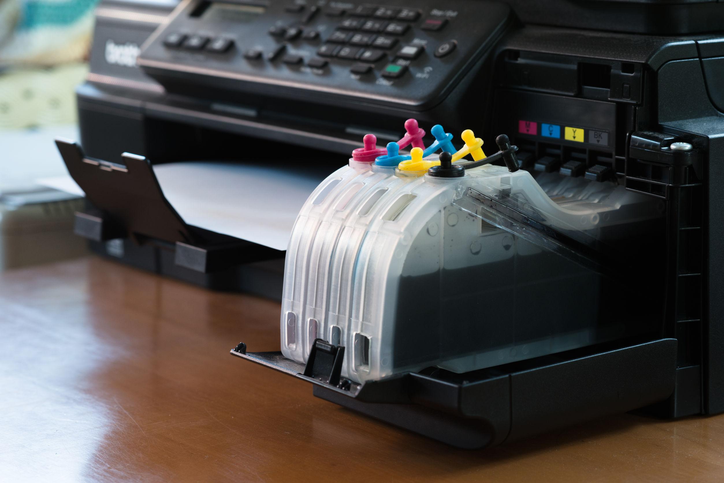 Tinta para impresoras: ¿Cuál es la mejor del 2020?