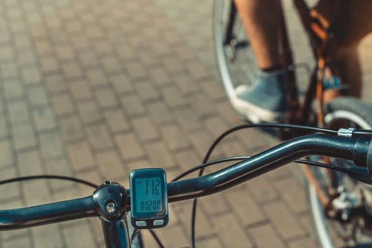 Odómetro digital para bicicleta