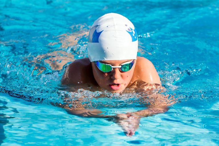 Gorro de natación-1