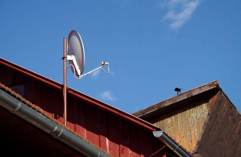 Antenas-parabólicas