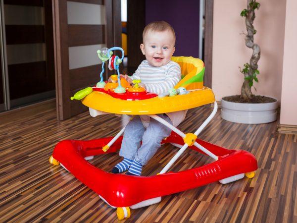 Andador para bebé