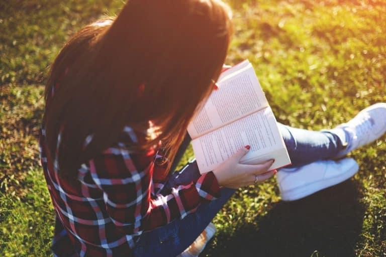 Lectura en el exterior
