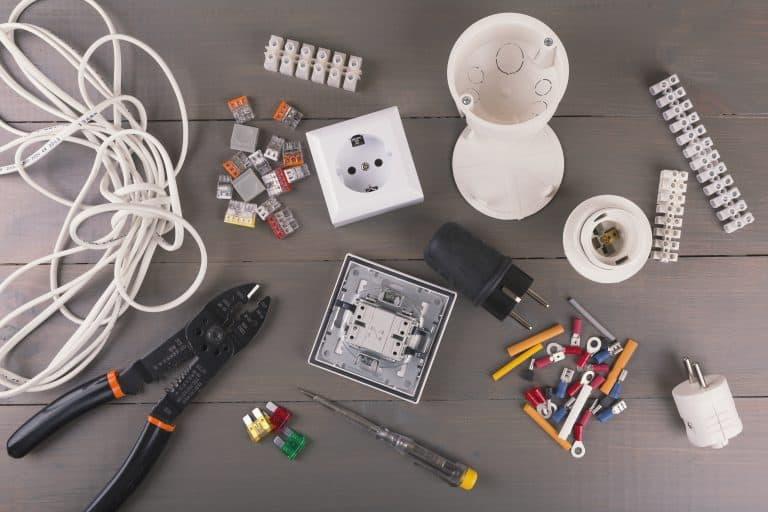 Herramientas enchufes y otros accesorios