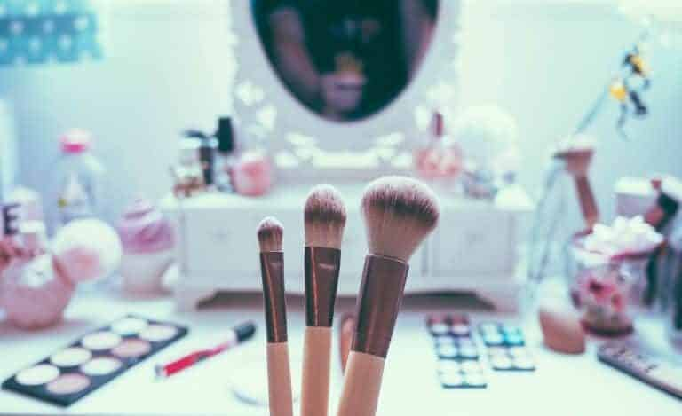 estuche de maquillaje