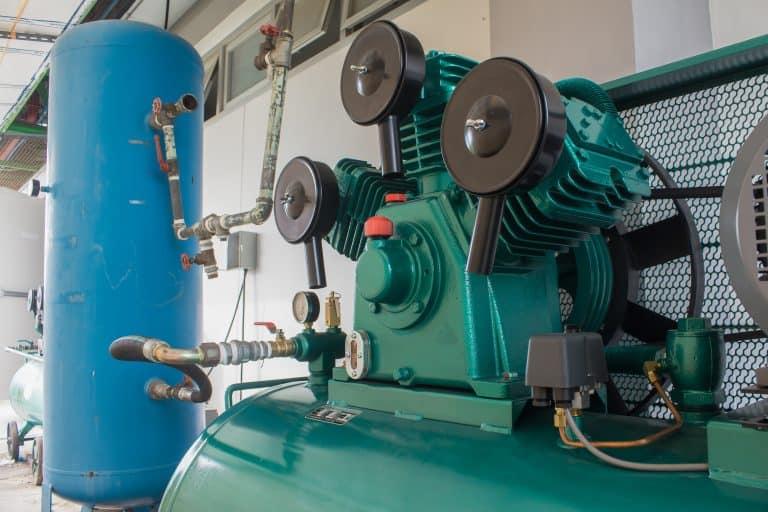 Compresores de aire en la industria