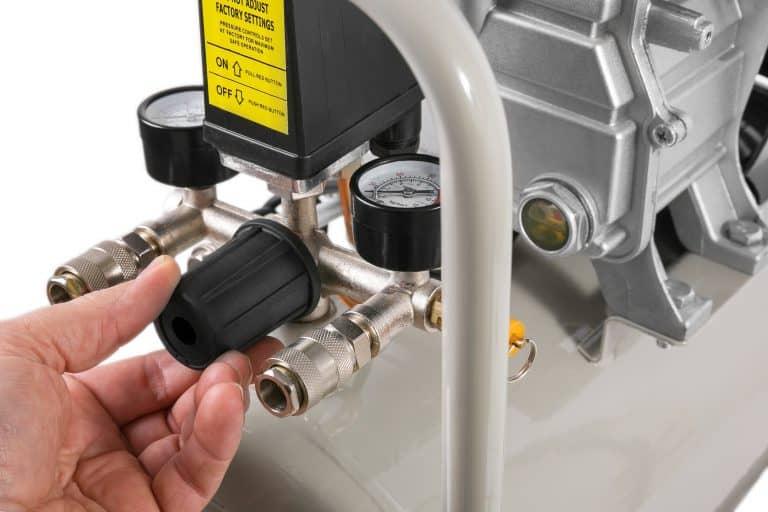 Compresor de aire válvulas