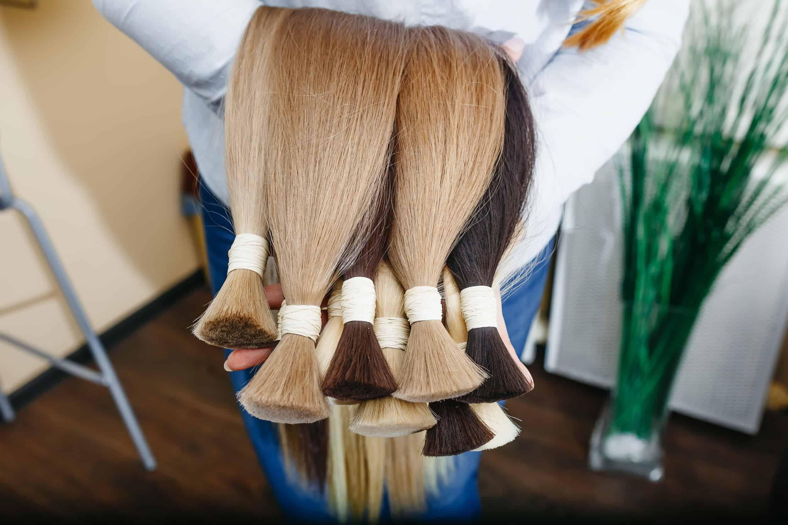 extensiones de pelo destacada