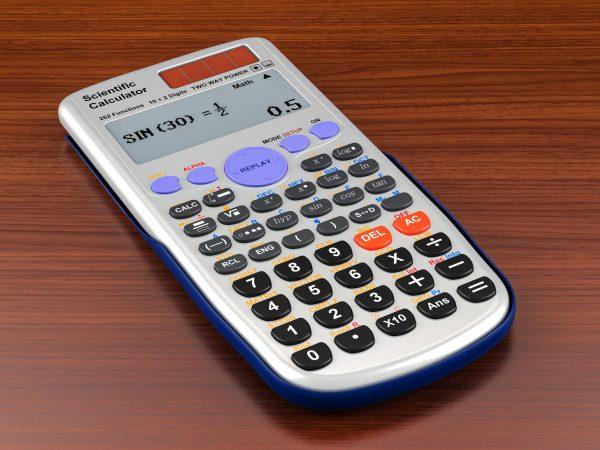Calculadora destacada