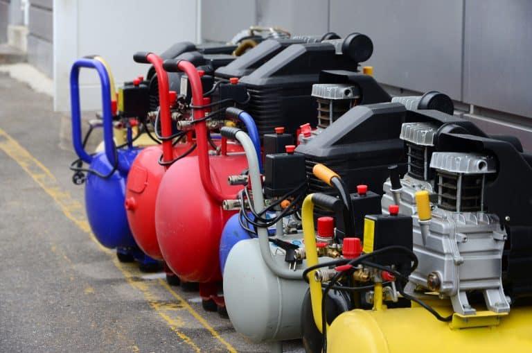 Compresores de aire en linea