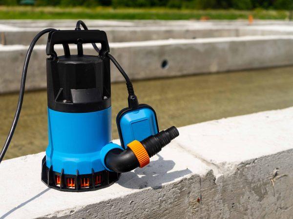 bombas de agua sumergible