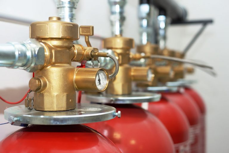 Boquiilla de extintores