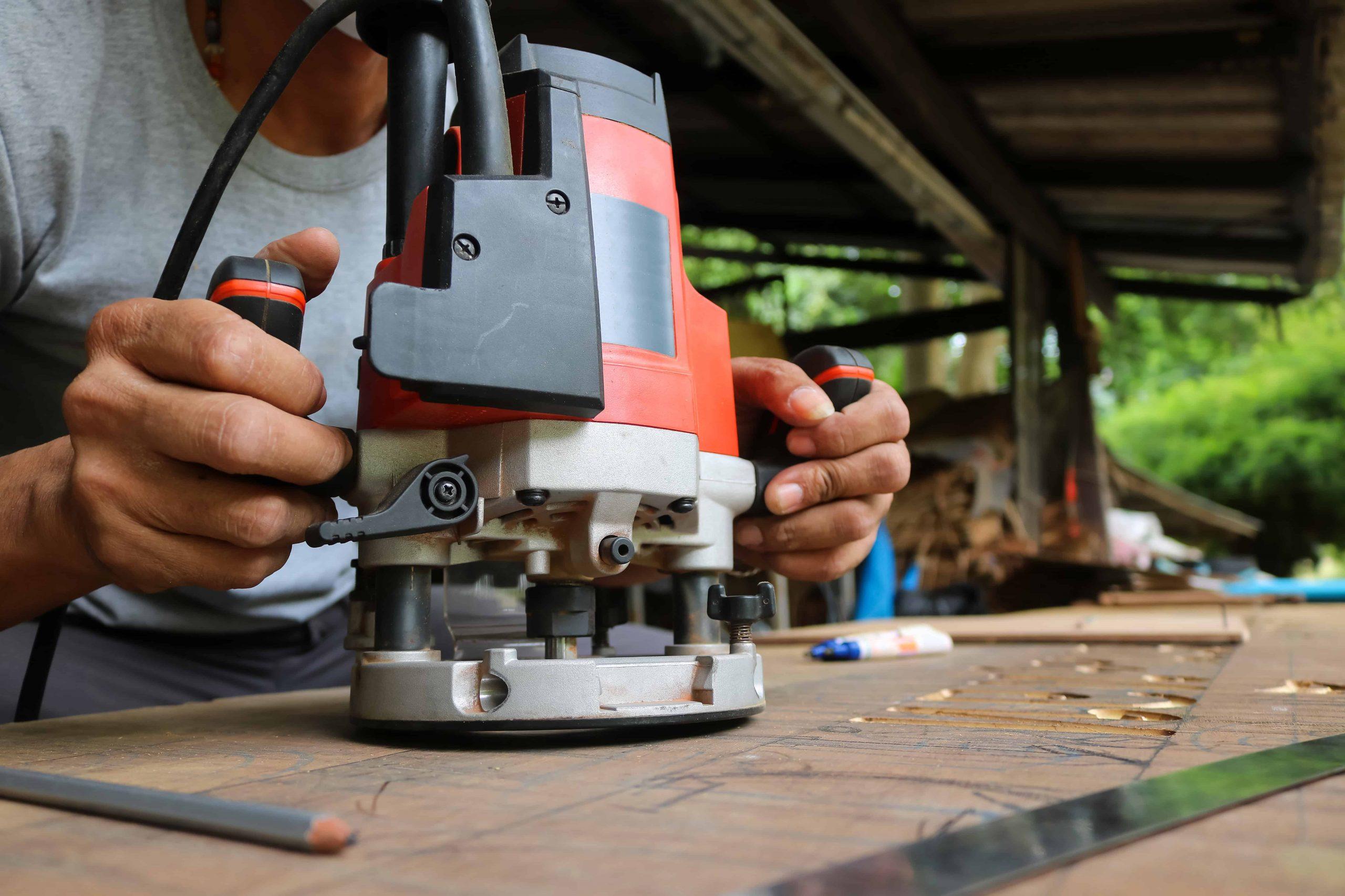 Fresadora de madera: ¿Cuál es la mejor del 2020?
