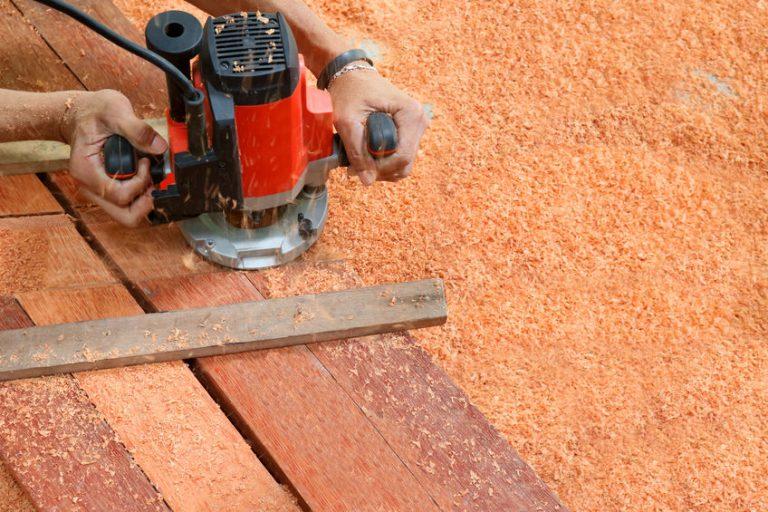 Polvillo de madera