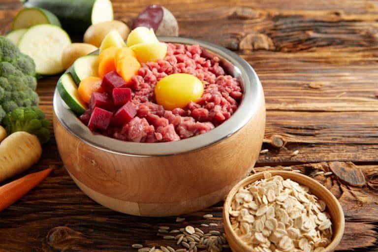 comida para perro breef