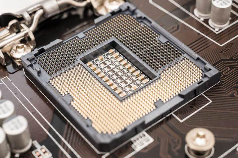 Macro de CPU