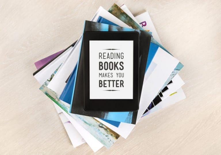 EBook con libros