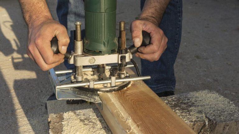 Fresadora de madera