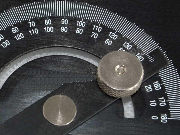 goniómetro destacada