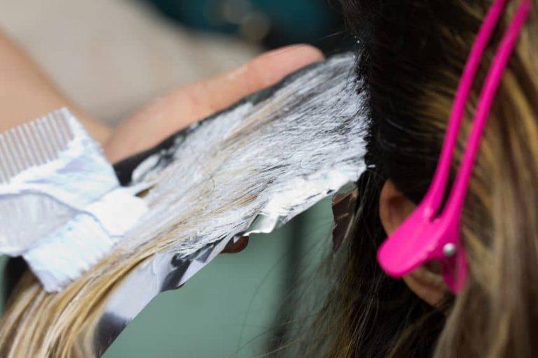 Pintar cabello