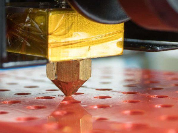 Impresión de prototipos de plástico