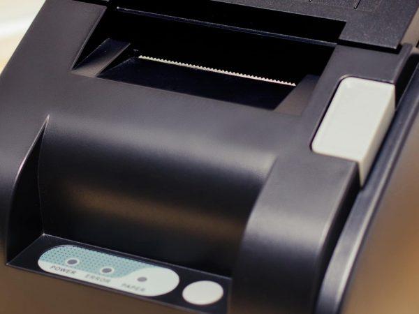 Botones de impresora
