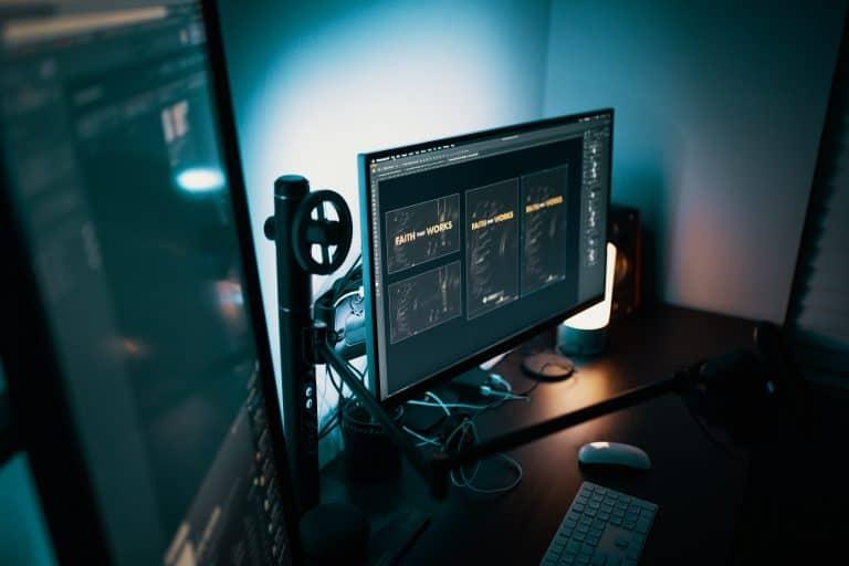Monitor USB-C