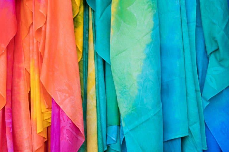 DIferentes pareos de colores