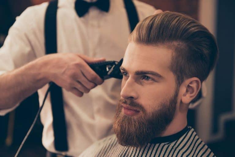 Hombre y barba