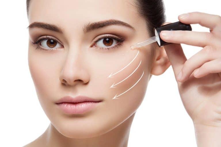 Delineación de arrugas