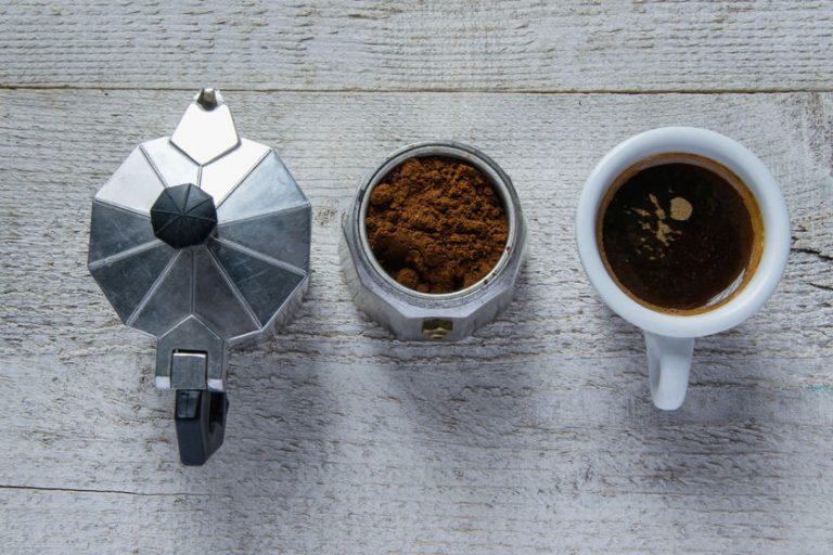 Proceso de café