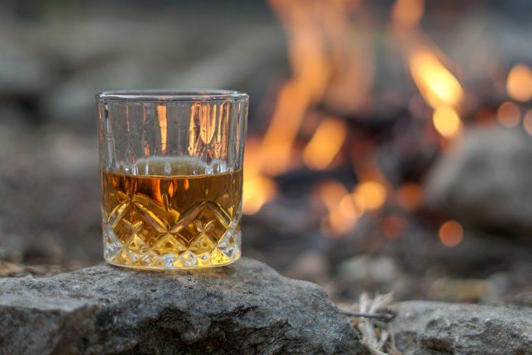 vaso de bourbon