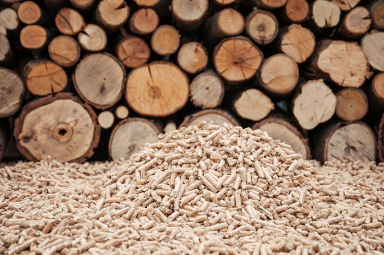 madera cortada