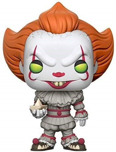 Pop Movies: IT: Chapter 1- 10' Pennywise w/ Boat
