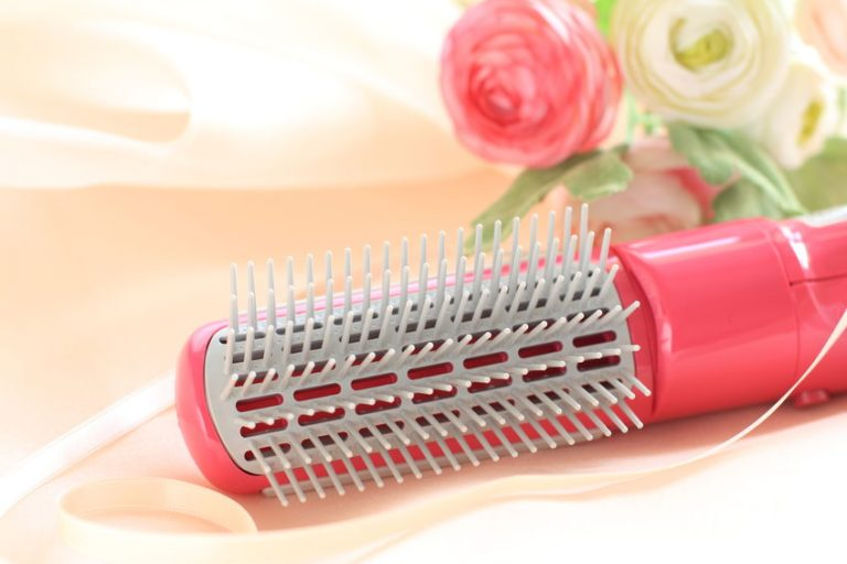 Cepillo rosado