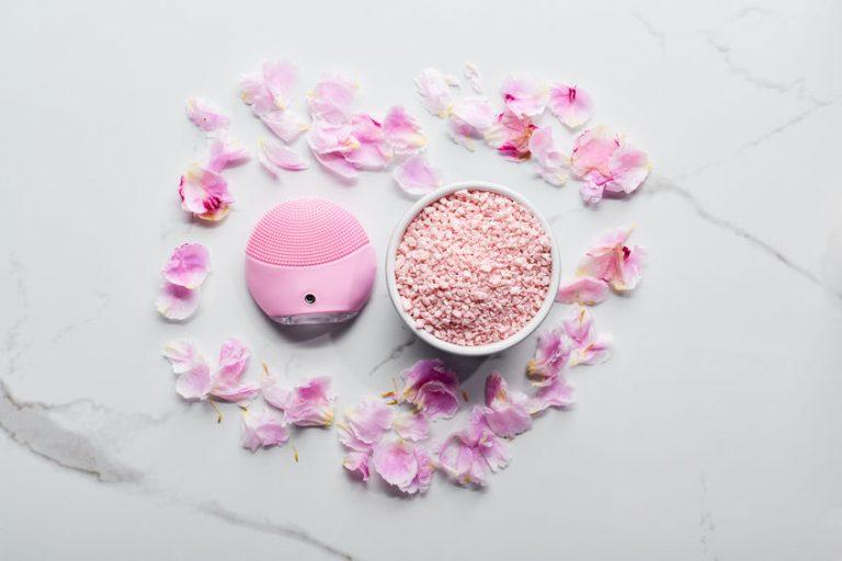 Limpiador rosado