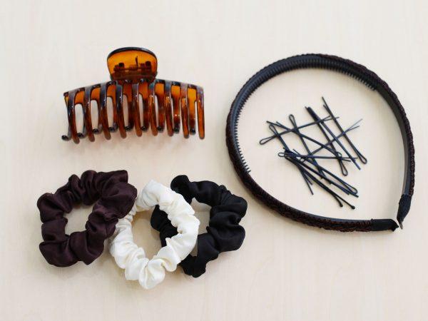 Cojunto de accesorios para el pelo