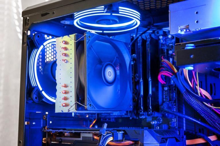 Cooler axul con luz