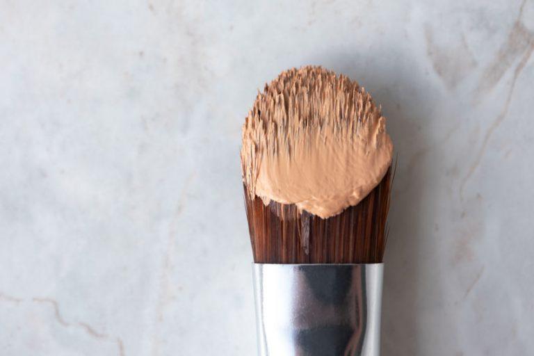 Brocha de maquillaje
