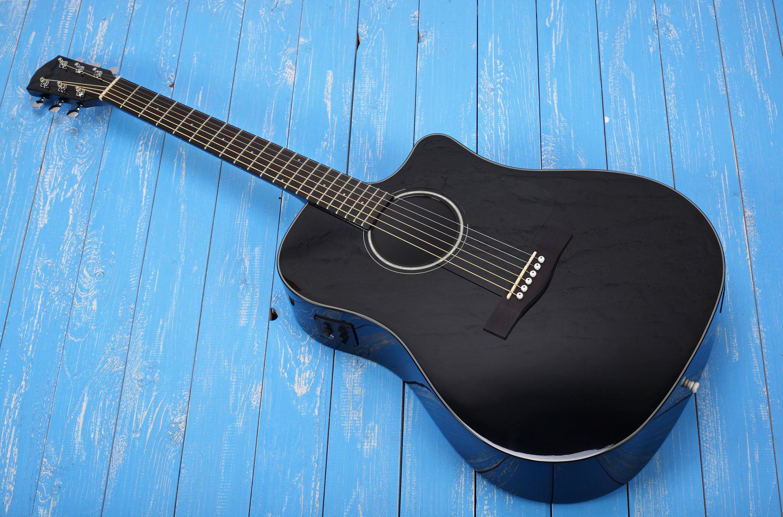 Guitarra electroacústica: ¿Cuál es la mejor del 2021?