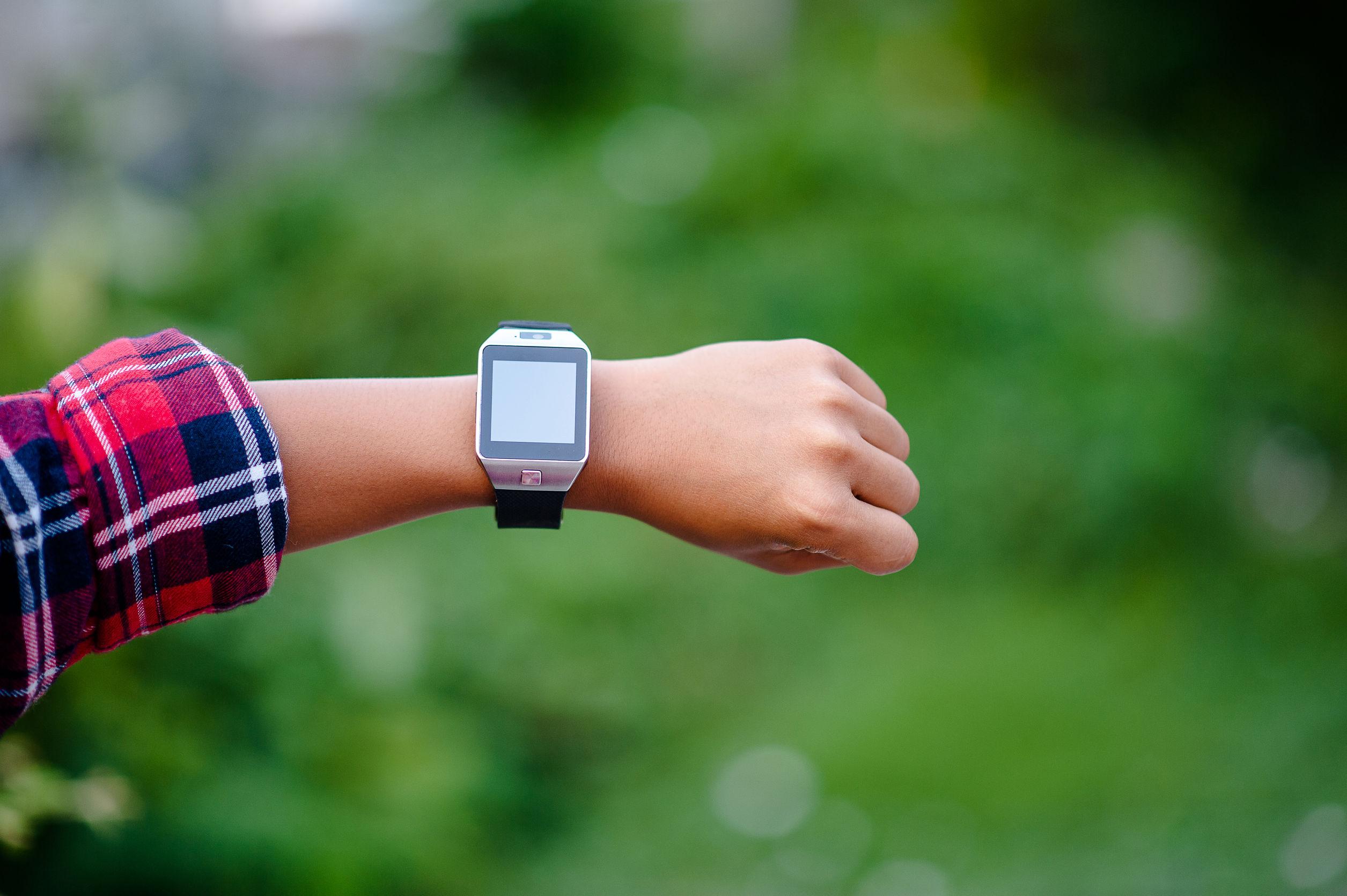 Smartwatch para ninos