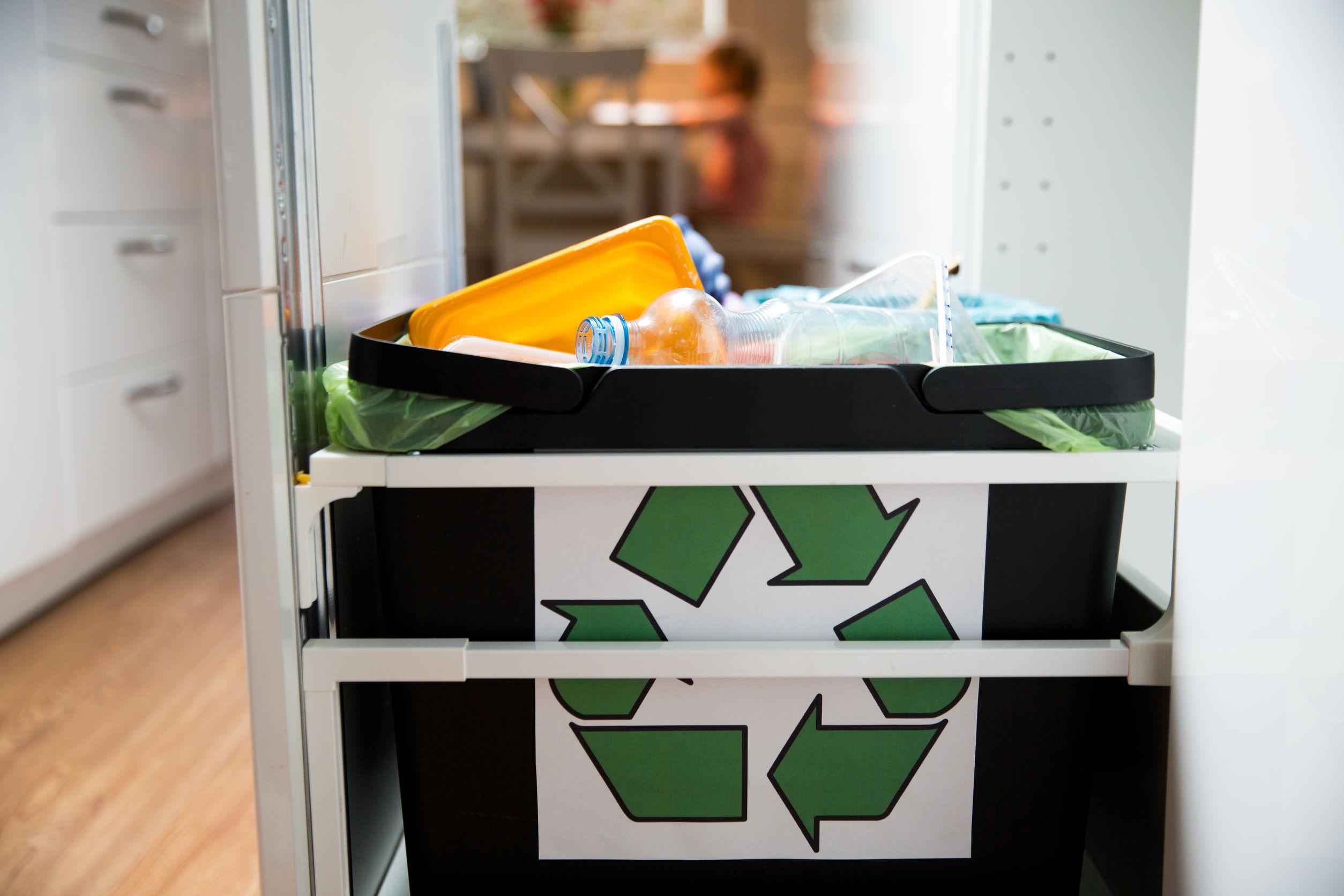 Cubo de reciclaje: ¿Cuál es el mejor del 2020?