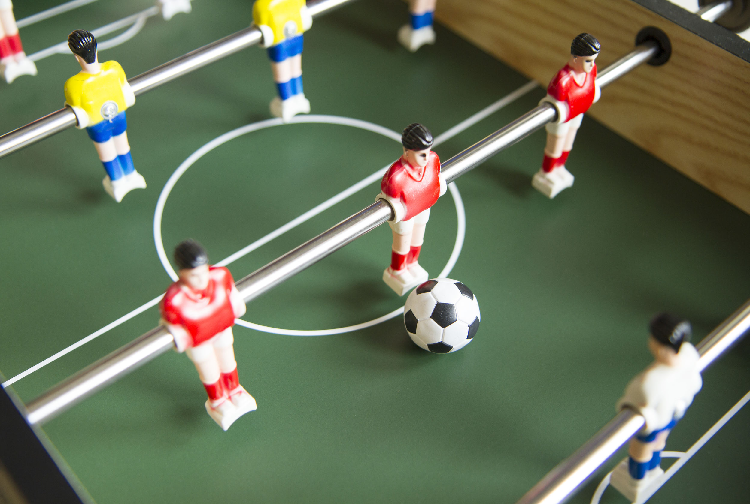 Futbolín: ¿Cuál es el mejor del 2020?