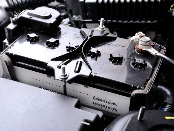 Cargador de batería de coche: